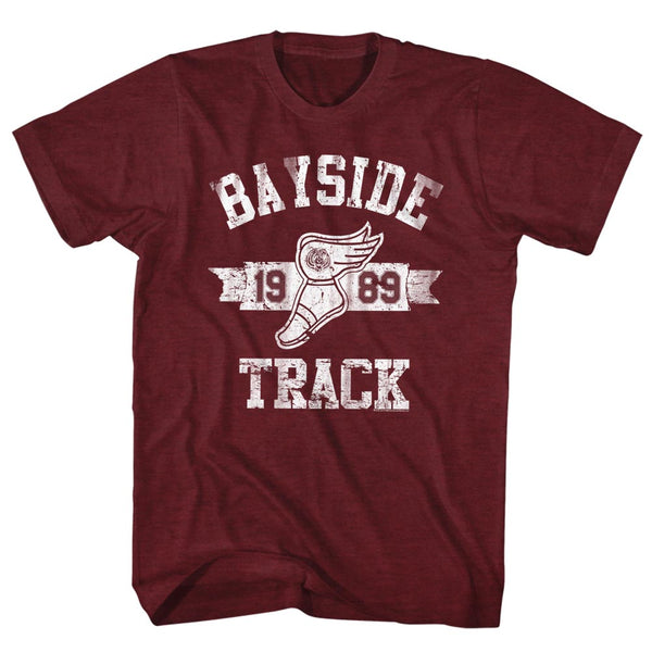 Saved by the Bell - Bayside Track Team 1989 T-Shirt