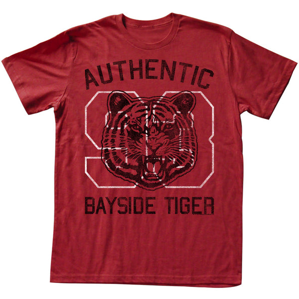 Saved by the Bell - Authentic Bayside Tiger T-Shirt