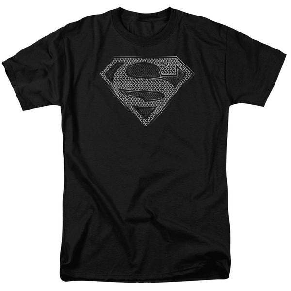 Superman Logo - Chainmail Edition t-shirt