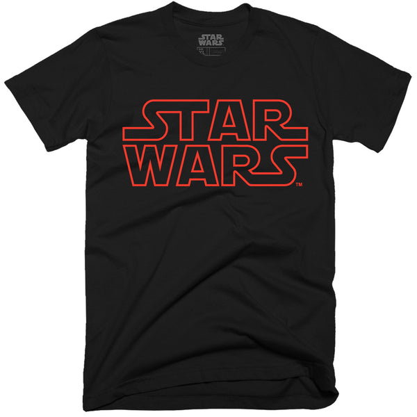 Star Wars Classic Logo (red version) T-Shirt