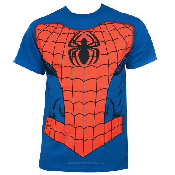 Spiderman Costume Cosplay T-Shirt