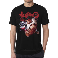 Street Fighter - Hadouken Ryu T-Shirt