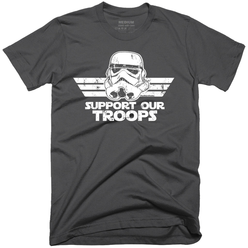 FLASH DEAL - Support Our Troops T-Shirt