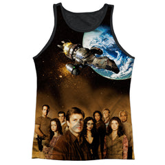 Firefly Cast Crew Sublimation t-shirt
