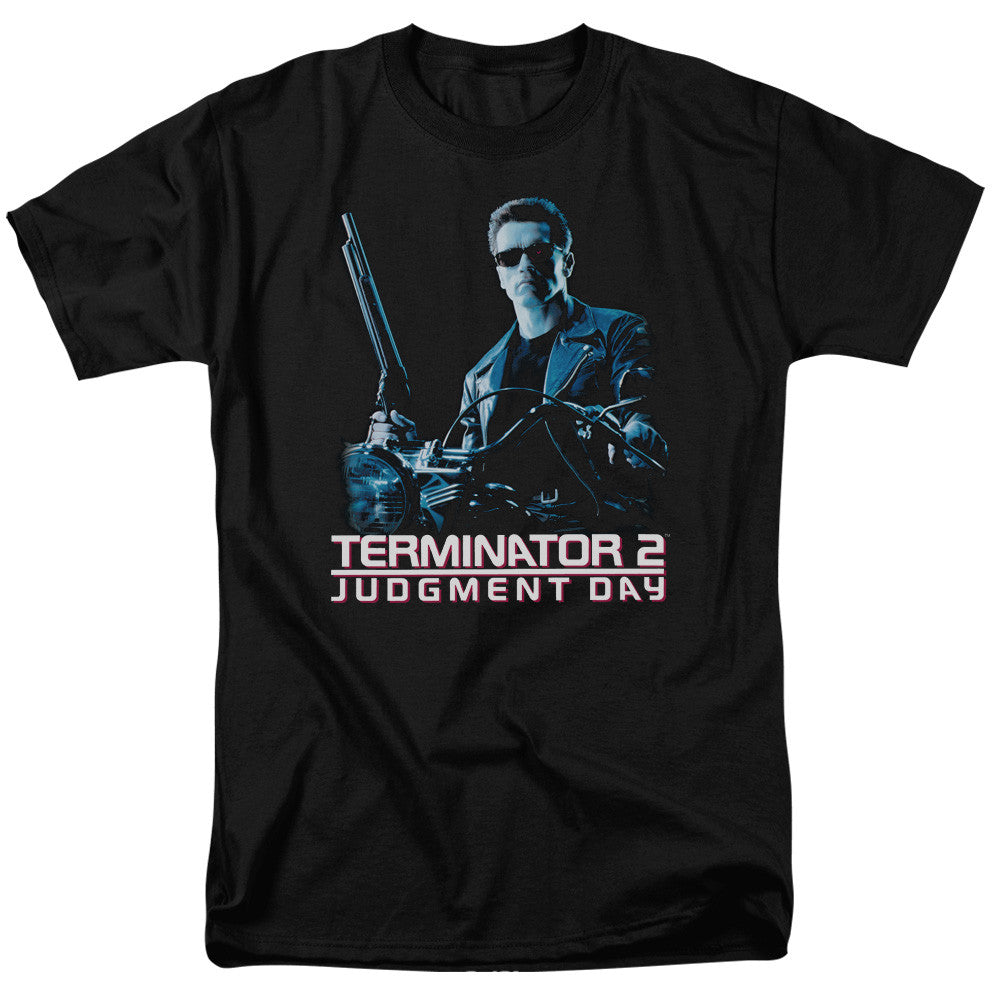 Terminator T-2 Judgment Day t-shirt