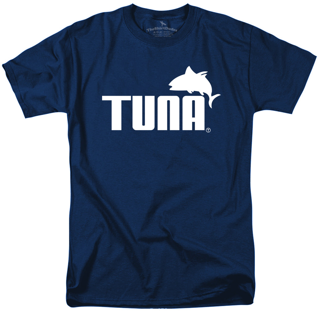 Tuna Fishing T-Shirt