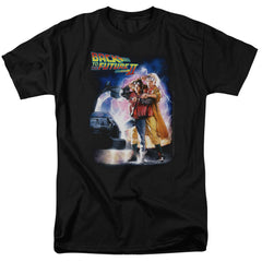 Back to the Future Part 2 Movie t-shirt