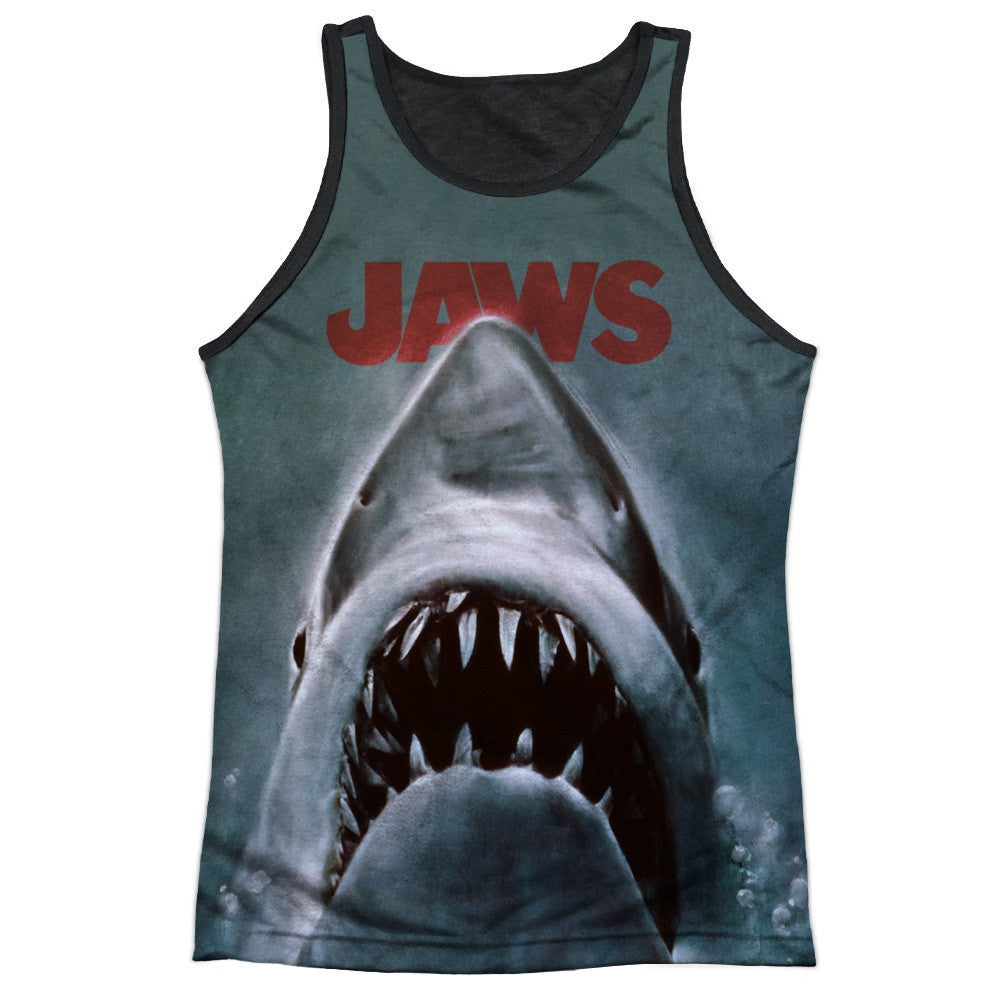 Jaws Movie Sublimation Tank Top