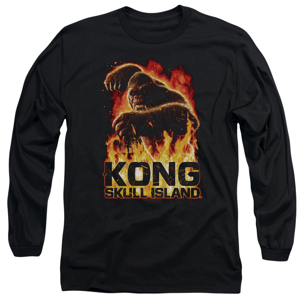 Kong Skull Island Movie t-shirt