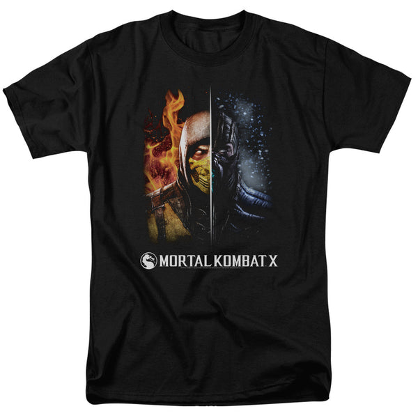 Mortal Kombat X - Scorpion vs Sub-Zero t-shirt
