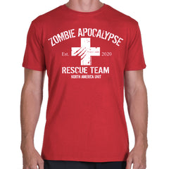 Zombie Apocalypse Rescue Team T-Shirt