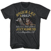 Bruce Lee - Defeat Is A State of Mind T-Shirt
