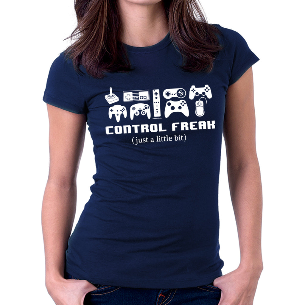 Control Freak Video Game T-Shirt