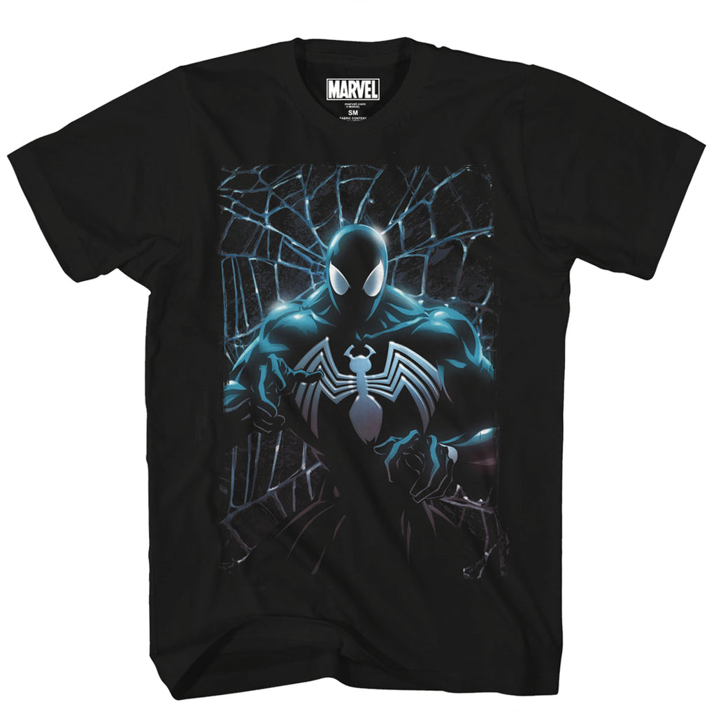 Spiderman Glowing T-Shirt