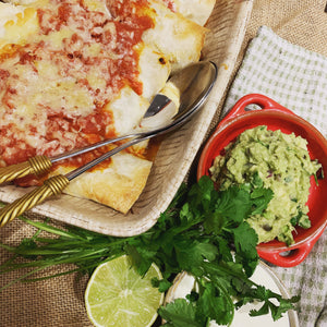 Vegetarian Mexican Enchiladas
