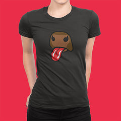 Cow Lick women's t-shirt
