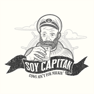 The Captain Soy Men's T-shirt