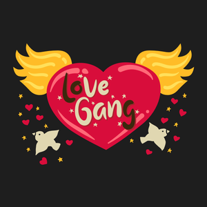 loVE GANg women's t-shirt