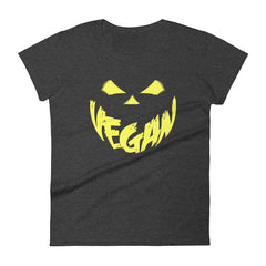 Jack-O'-Vegan women's t-shirt