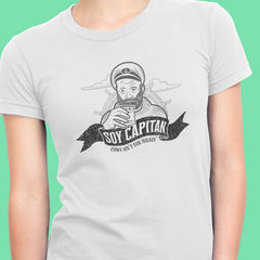 The Captain Soy Women's T-shirt