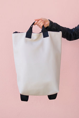 Large Backpack-Tote