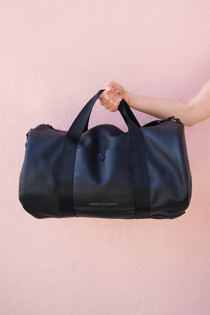 The O.G. Duffle: Black