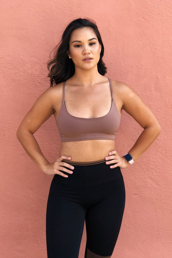 The Harlow Sports Bra