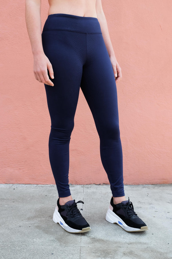 Drive High Rise Serpentine Legging