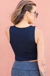 Joah Brown Marathon Crop Onyx