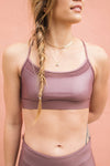 Pacifica Serpentine Sports Bra