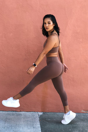 The Mateo 3/4 Legging