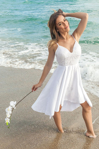 Beach Bridal Bliss