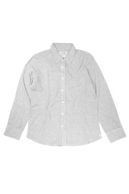 Amir Shirt - Gray Check - Khadi 12