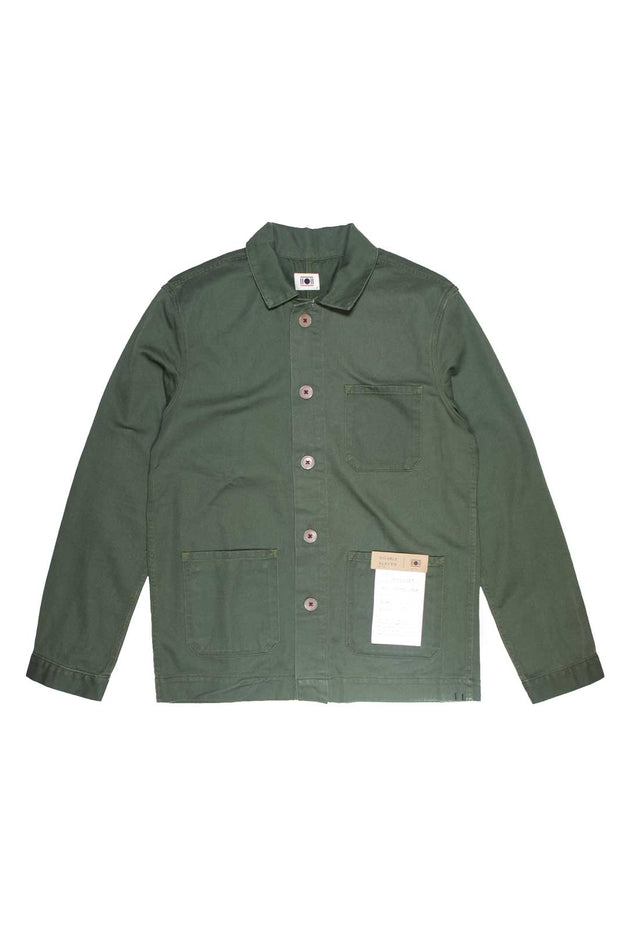 Mens Military Shirt Jacket