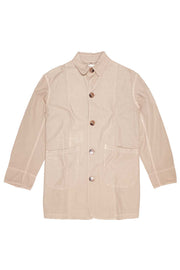 Men's Shop Coat - Muave