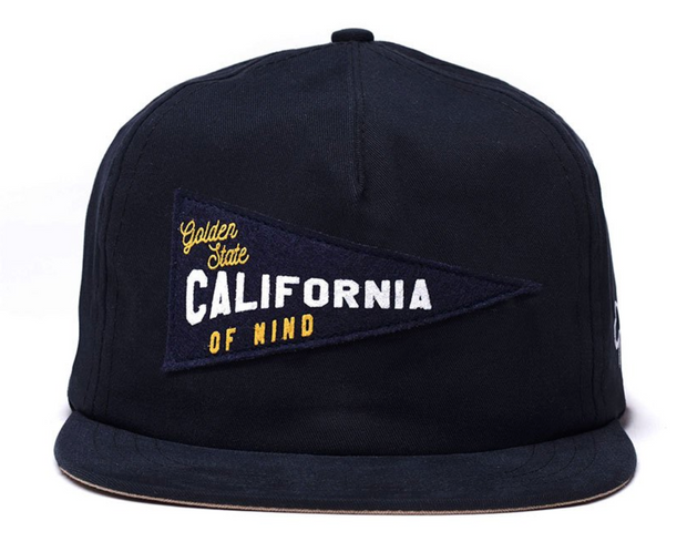 California Pennant Hat