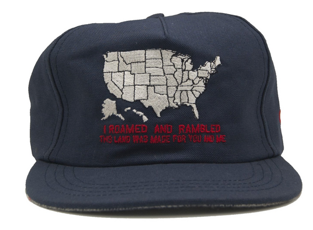 Roamed and Rambled Strapback