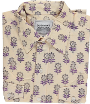 The Bandit Western Shirt  - Floral Print