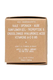 Kale+Spinach+Aloe Eye Cream