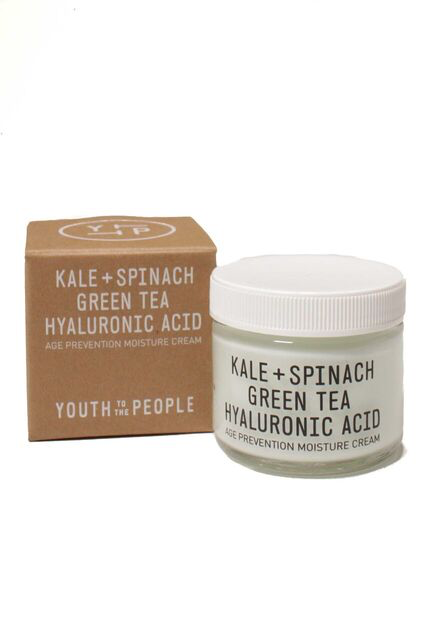 Kale+Spinach Green Tea Moisturizer