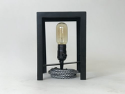 Thurman Shorty Lamp - Black