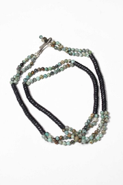 Merchant Multi Snake Bead Necklace