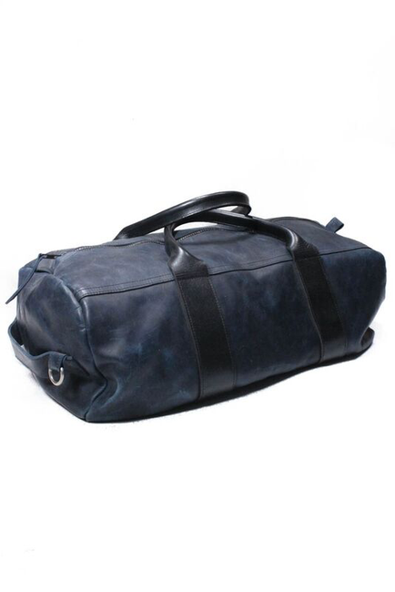 The Kara - Travel Duffle (Navy)
