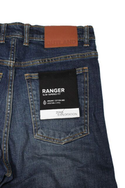 Ranger - Slim Straight (Bondi Blue)
