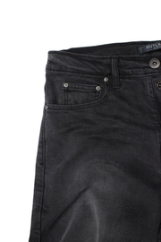Ranger - Slim Straight (Washed Black)