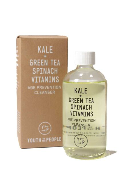 Kale+Green Tea Cleanser