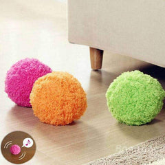 Automatic Rolling Ball - Electric Dust Cleaner and Pet Toy