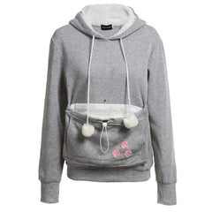 Cat Lovers Hoodies with Cuddle Pouch and Pullovers