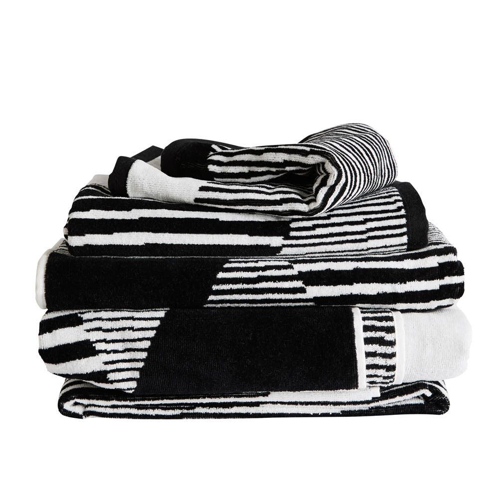 Black Diamond Towels | Kesem Boy