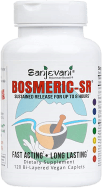 Bottle of Sanjevani Bosmeric-SR for anti-inflammation and sustained pain relief